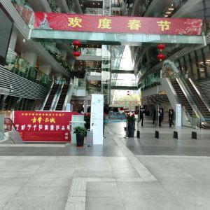 广州图书馆旅游景点攻略图