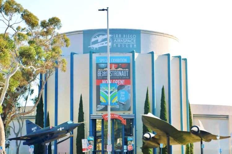 聖地亞哥航空航天博物館