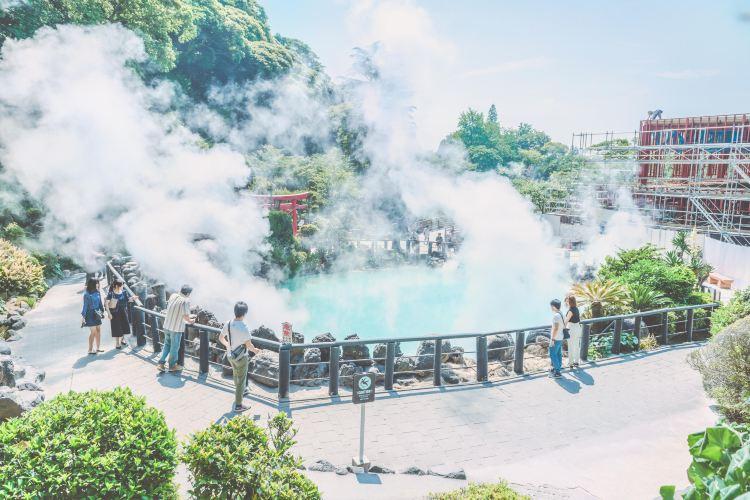 벳푸지옥 온천1