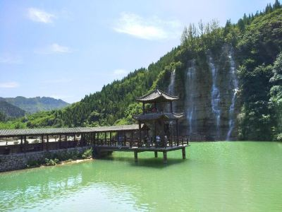 Taihe Mountain Scenic Area