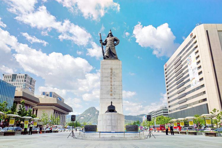 Gwanghwamun Square3