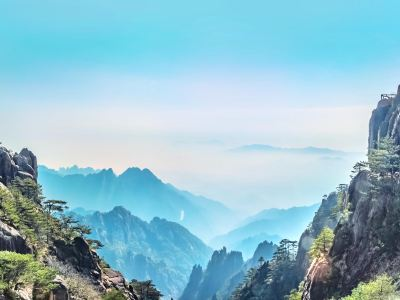 Grand Canyon of West Sea