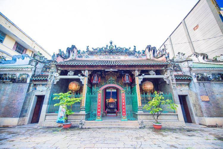 Chua Ba Thien Hau