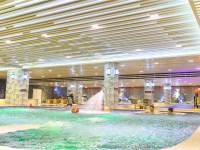 Jianhe Hot Spring Experience Hall