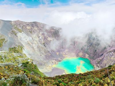 Irazú Volcano