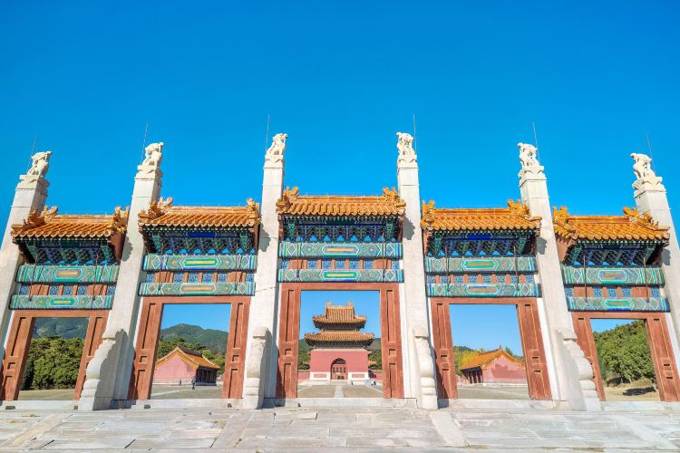 Eastern Qing Tombs1