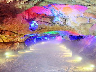 Jiushan Cave