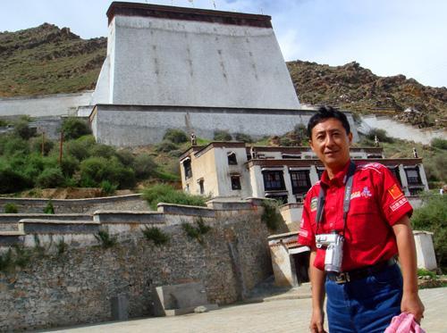 西藏旅游:瞻仰日喀则扎什伦布寺(图) – 日喀则游记攻略插图5