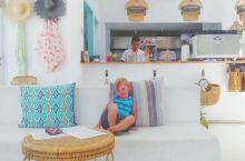 龙目岛的小清新咖啡厅