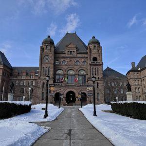 安大略省议会大厦旅游景点攻略图