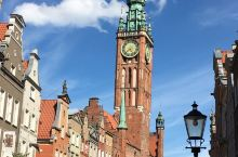格丹斯克Gdansk 新市政厅,美得让人离不开眼睛