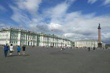 圣彼得堡冬宫,美轮美奂