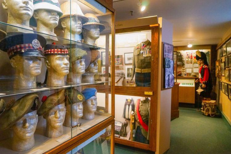 48th Highlanders Museum1