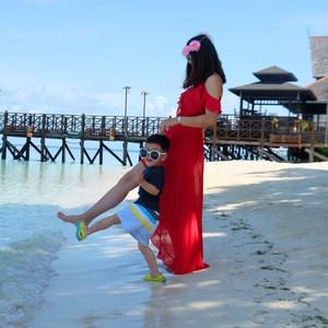马六甲游记图文-带上小点去海岛游之二—2016年5月马六甲、仙本那(马布岛MWB、马达京度假村)、吉隆坡10天亲子游