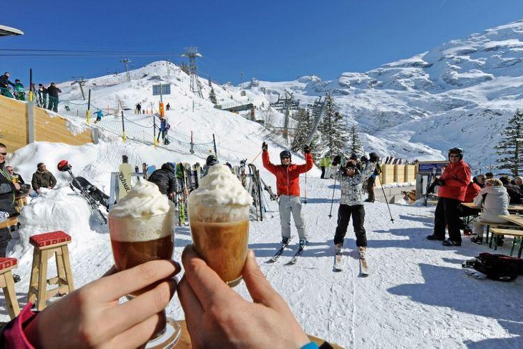鐵力士山雪地體驗樂園2