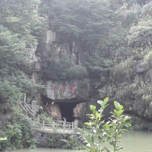 千佛洞旅游景点攻略图