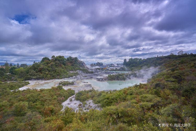 毛利文化村2