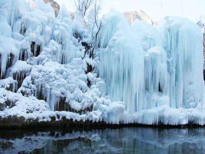沕沕水生態風景區