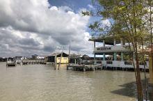 依海而建的海上渔村…潮涨潮退不一样的奇特景观