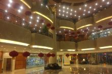 新世纪日航酒店的大堂