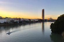塞维利亚的瓜达尔基维尔河