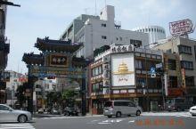 横滨中华街,日本