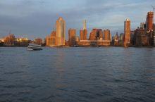 纽约 曼哈顿天际线