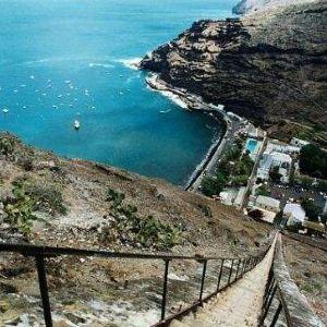 圣海伦娜岛旅游景点攻略图