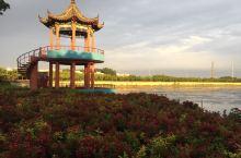 高密·潍坊 南湖植物囩 下午到高密后有点空闲时间,就去南湖植物园去转了转,夕阳西下的时候,光线很好,