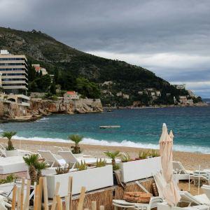 Banje海滩旅游景点攻略图