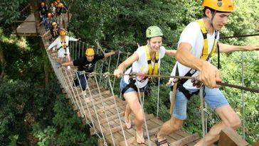 Tarzan Extreme丛林飞跃
