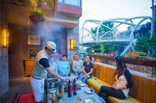 """有茶有酒有美食,这个厨子在丽江开了家""""吃了就不想走""""的民宿"""