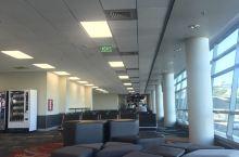 惠灵顿国际机场,不太大,但很舒服