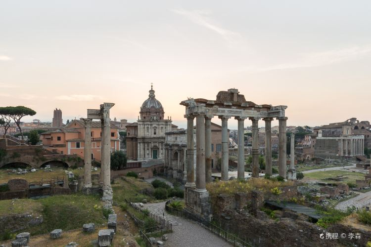 Arch of Septimius Severus2