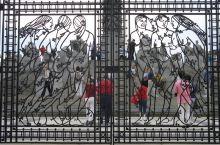 奥斯陆奥维格朗雕像公园