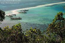 爱妮岛B线蛇岛,有着不输麻袋的海水