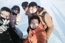 哈尔滨五人小分队 感受到了北国不一样的温度与童话般的色彩的冰雪大世界,陶醉在这