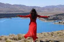 #向往的生活 无需鲁冰花衬托的美—蒂卡波湖