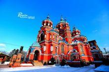 伊尔库斯克最美的东正教堂