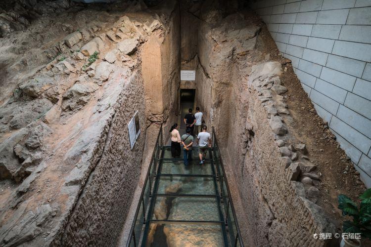 Guishan Han Dynasty Tombs2