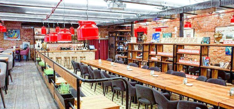 LavkaLavka Restaurant