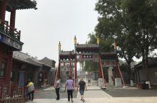 河北石家庄正定宁荣街旅拍图