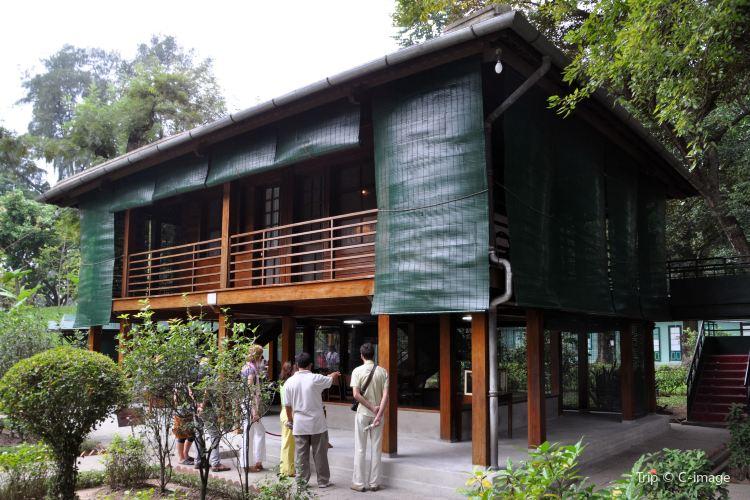 Ho Chi Minh's Stilt House2