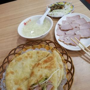 李连贵熏肉大饼(盛京店)旅游景点攻略图