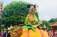 香港迪士尼Halloweentime 到香港迪士尼首先需要以下几个app:HK Disneyland