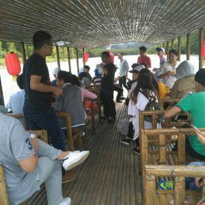香溪堡旅游区旅游景点攻略图