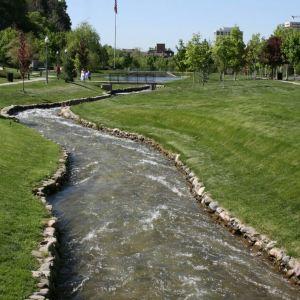 市溪峡谷旅游景点攻略图