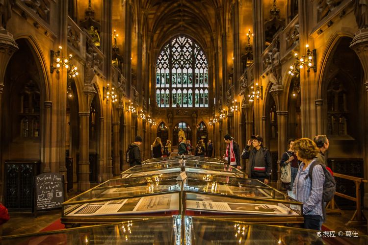 The John Rylands Library2