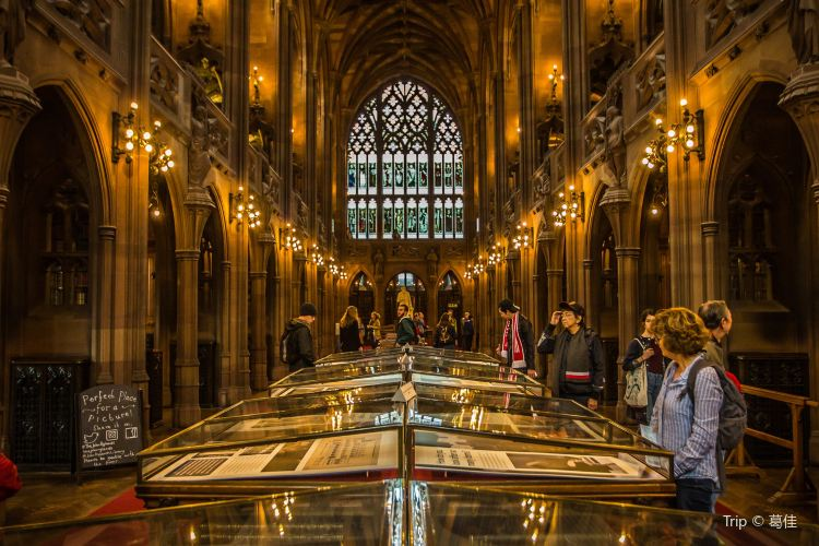 The John Rylands Library1