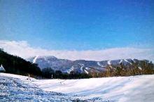 滑雪胜地——亚布力